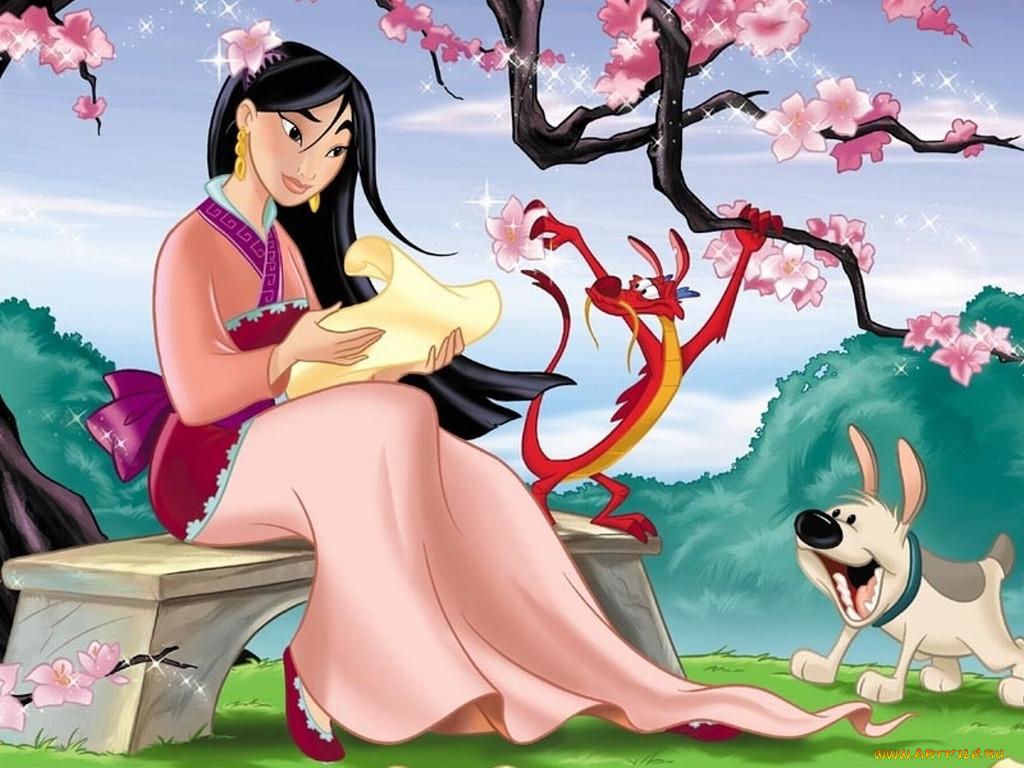 Китайские мультфильмы с картинками